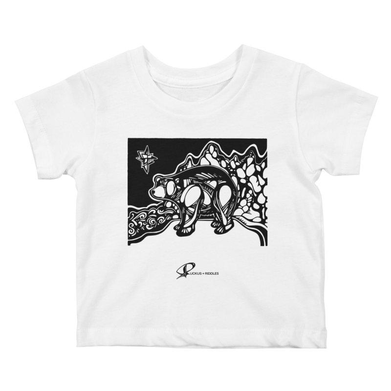 Bear 2020 Kids Baby T-Shirt by Ruckus + Riddles