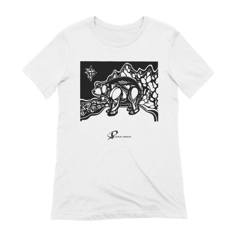 Bear 2020 Women's T-Shirt by Ruckus + Riddles