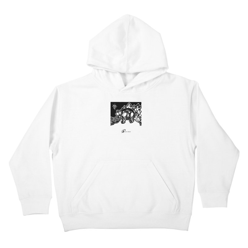 Bear 2020 Kids Pullover Hoody by Ruckus + Riddles