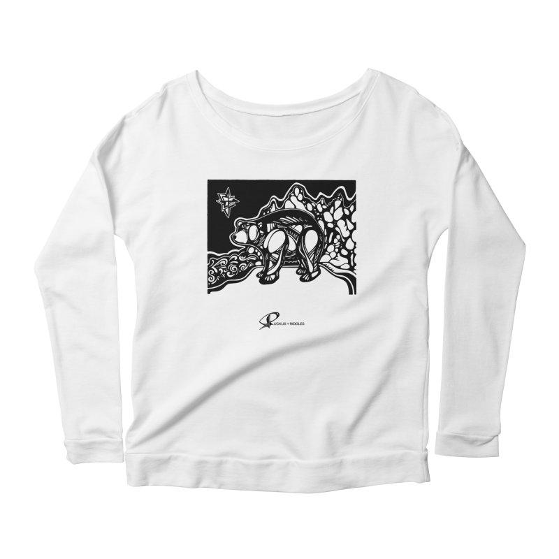 Bear 2020 Women's Longsleeve T-Shirt by Ruckus + Riddles
