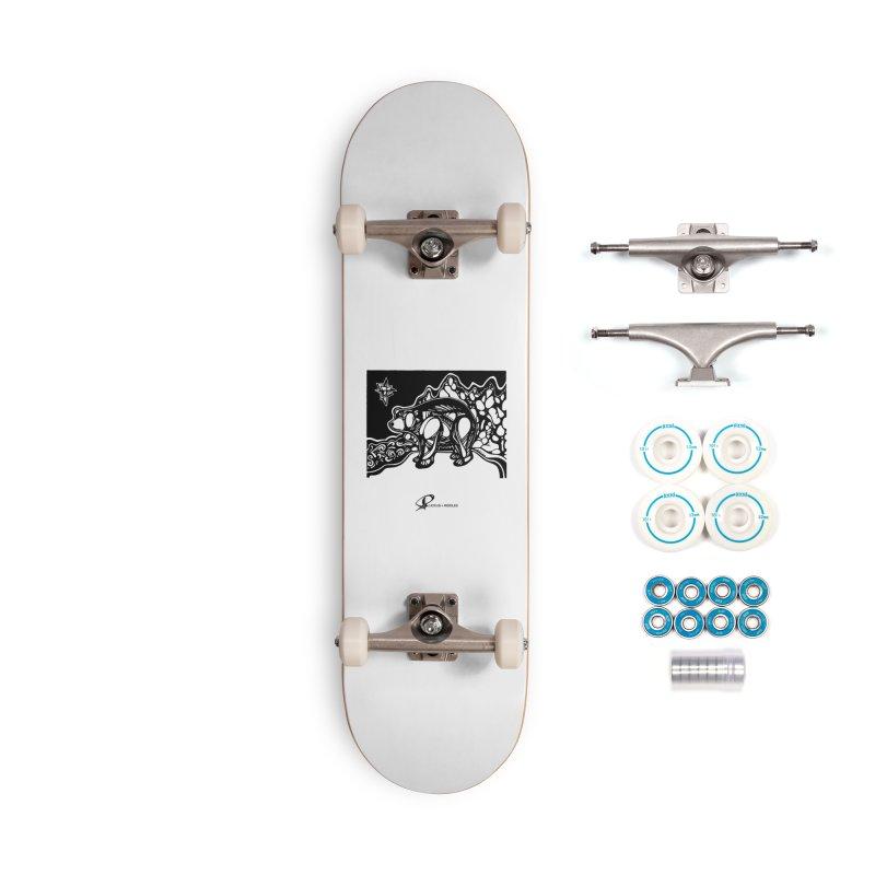 Bear 2020 Accessories Skateboard by Ruckus + Riddles