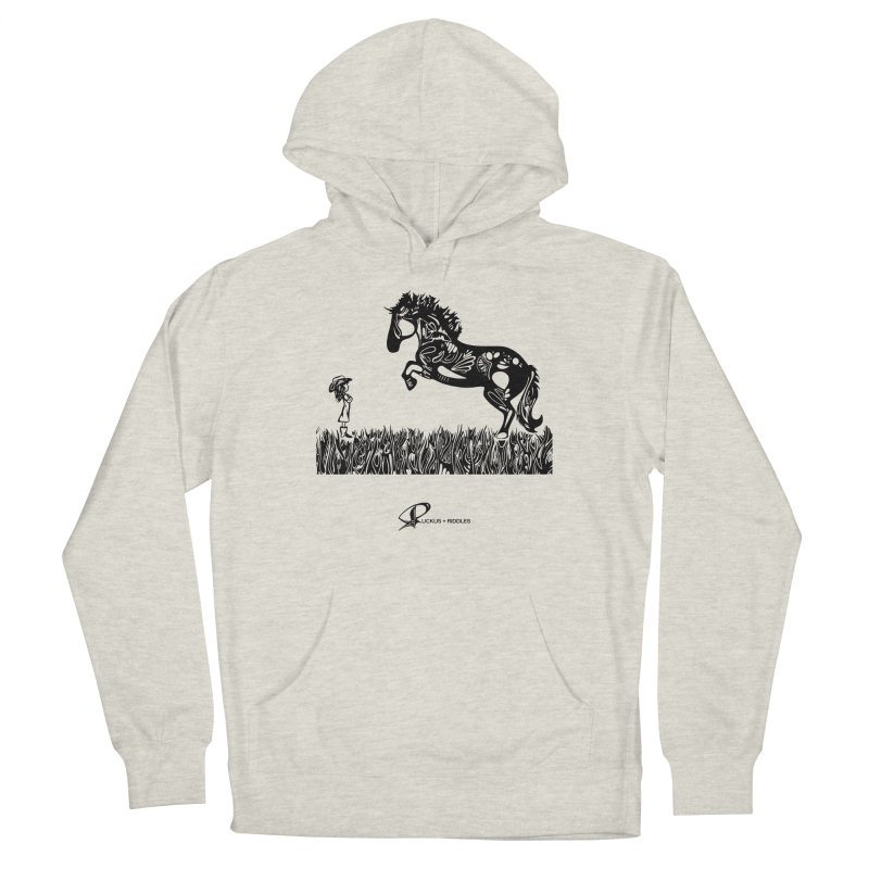 Girl and Horse 2020 Men's Pullover Hoody by Ruckus + Riddles