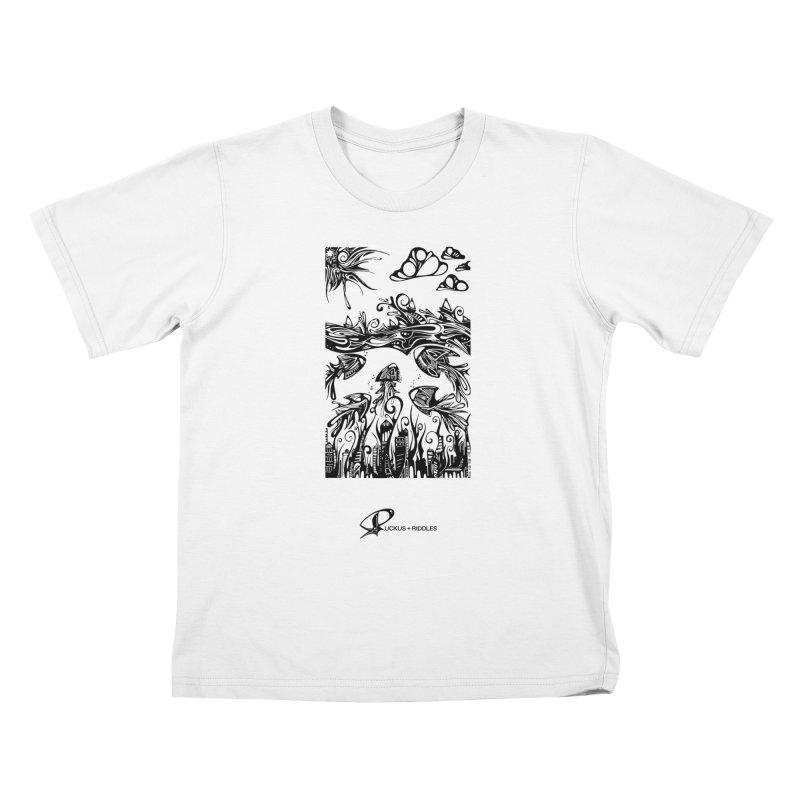Fathomless 2020 Kids T-Shirt by Ruckus + Riddles