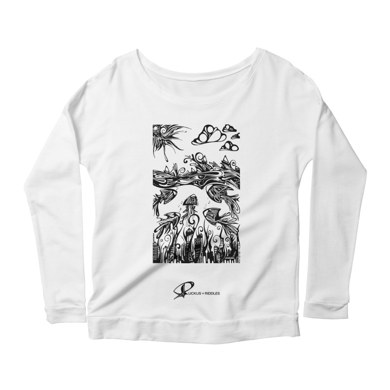 Fathomless 2020 Women's Longsleeve T-Shirt by Ruckus + Riddles