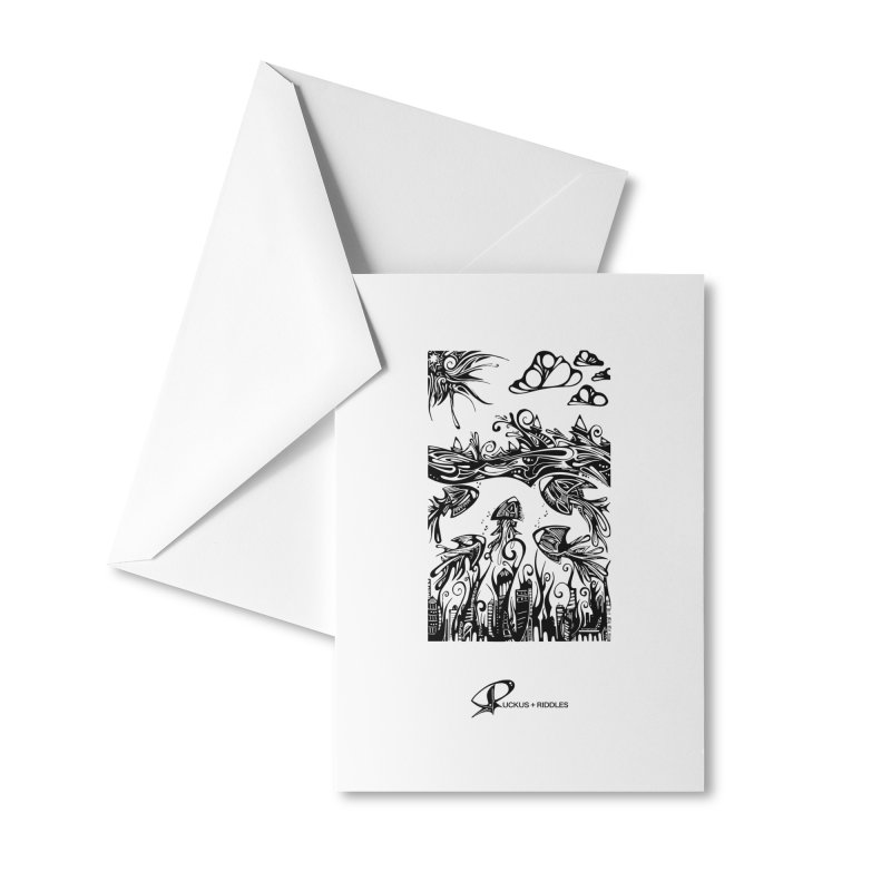 Fathomless 2020 Accessories Greeting Card by Ruckus + Riddles