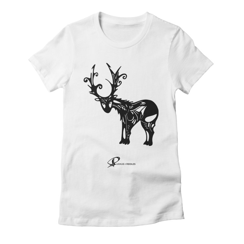Reindeer 2020 Women's T-Shirt by Ruckus + Riddles