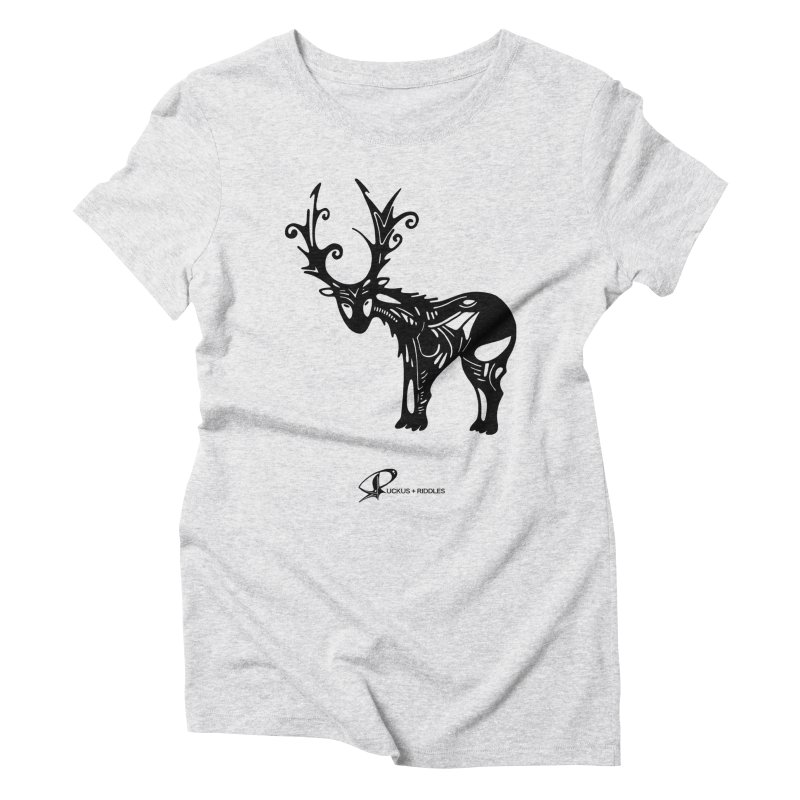 Reindeer 2020 Women's T-Shirt by Ruckus + Riddles
