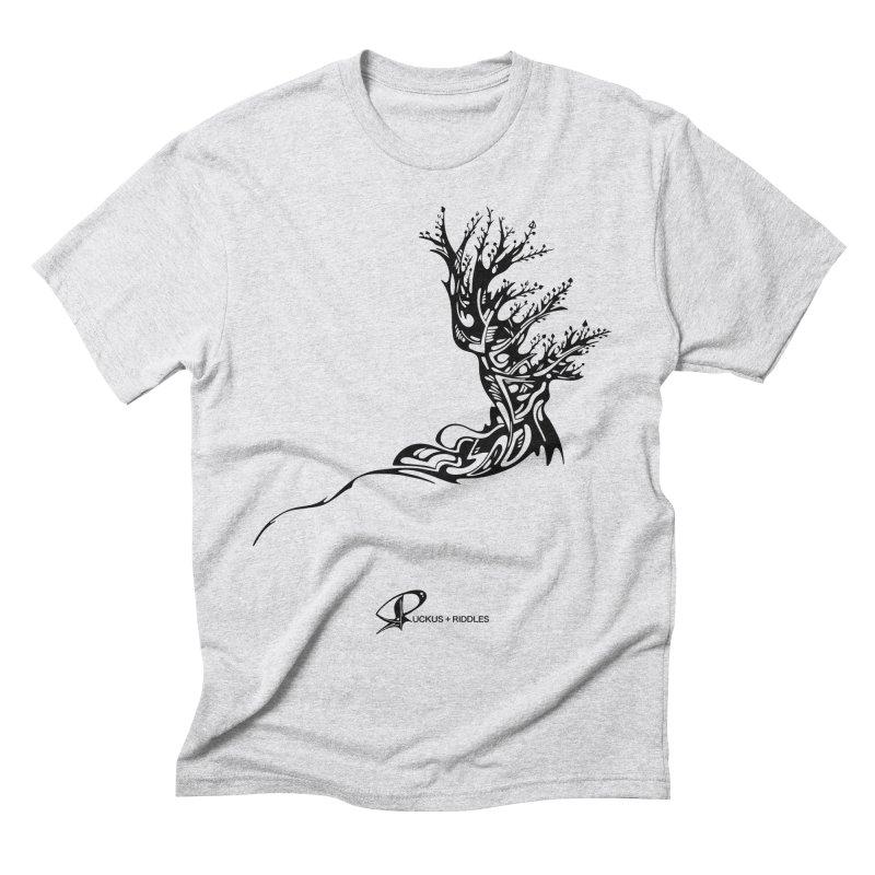 Tree 2020 Men's T-Shirt by Ruckus + Riddles