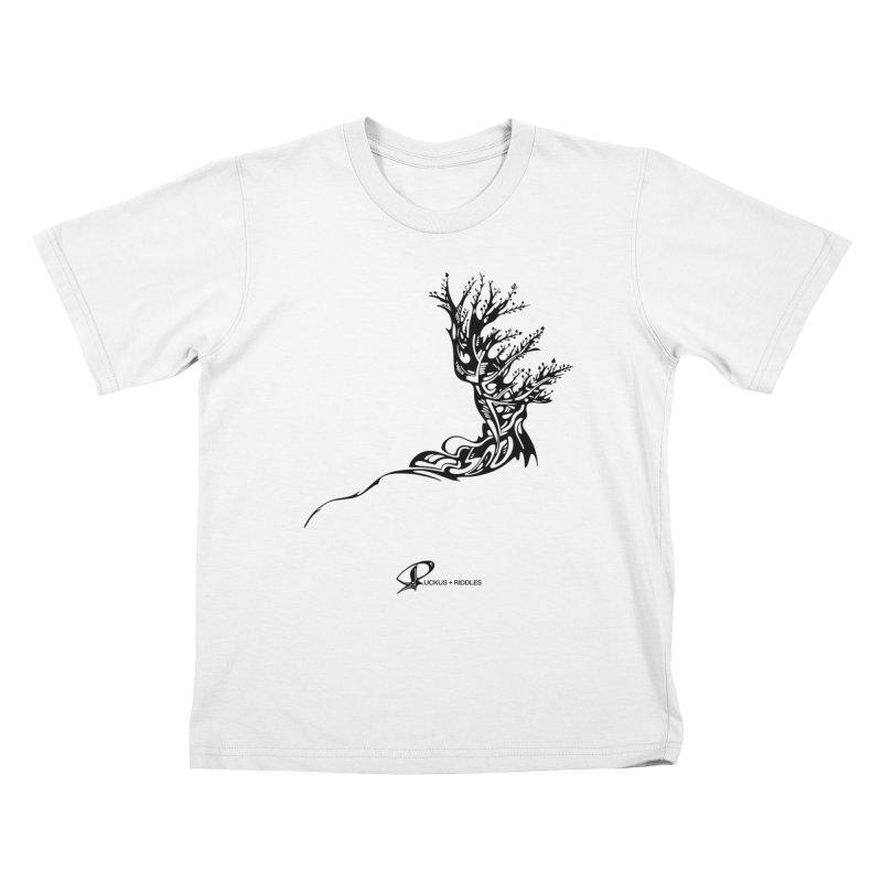Tree 2020 Kids T-Shirt by Ruckus + Riddles