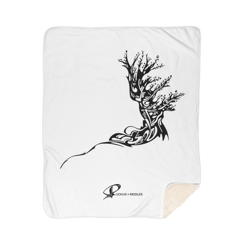 Tree 2020 Home Blanket by Ruckus + Riddles