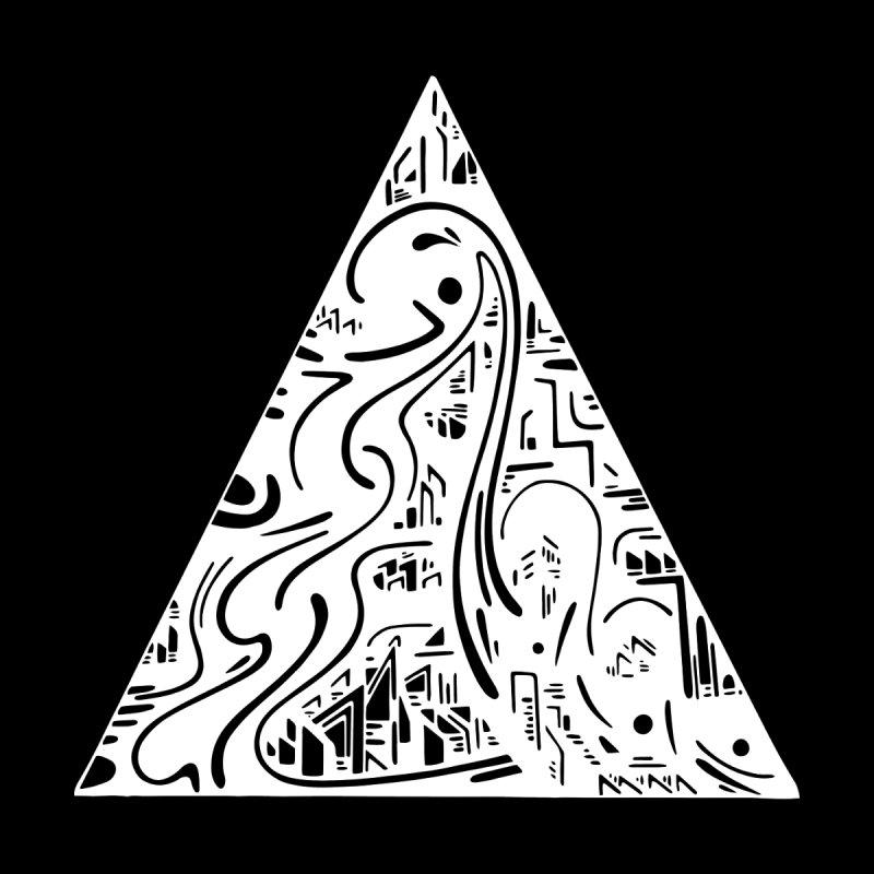 Triangle City 2021 Kids Longsleeve T-Shirt by Ruckus + Riddles