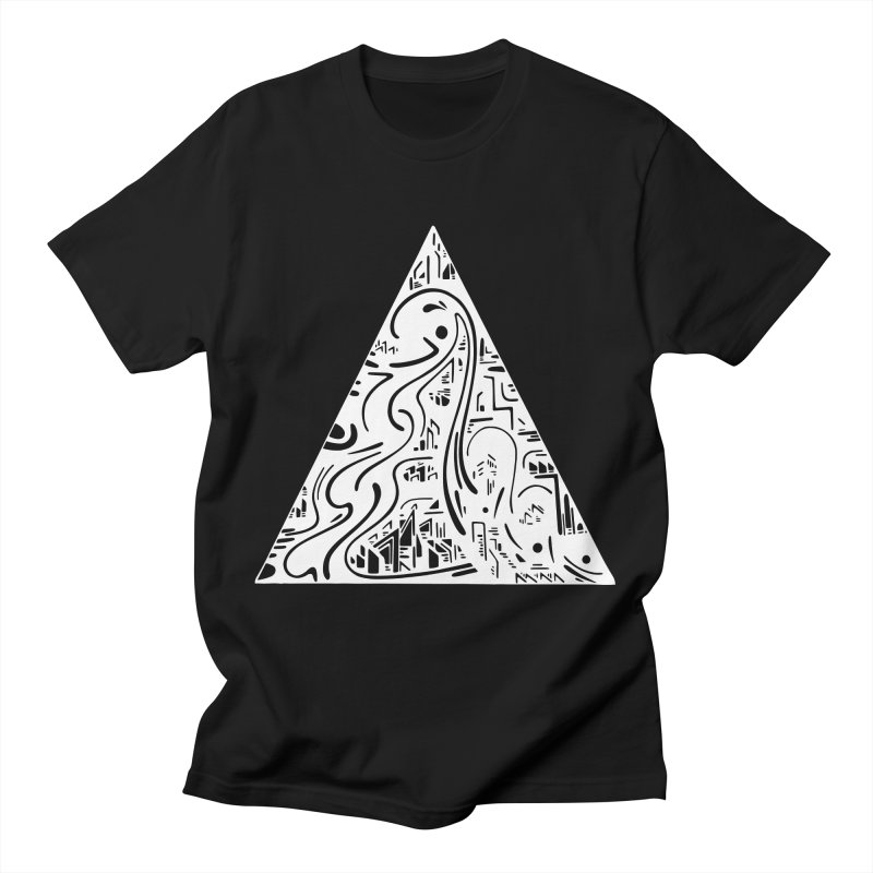 Triangle City 2021 Men's T-Shirt by Ruckus + Riddles