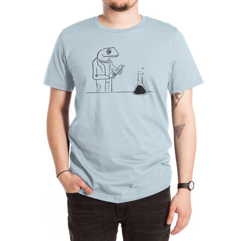 Research Men's T-Shirt by Ruffle Stuff