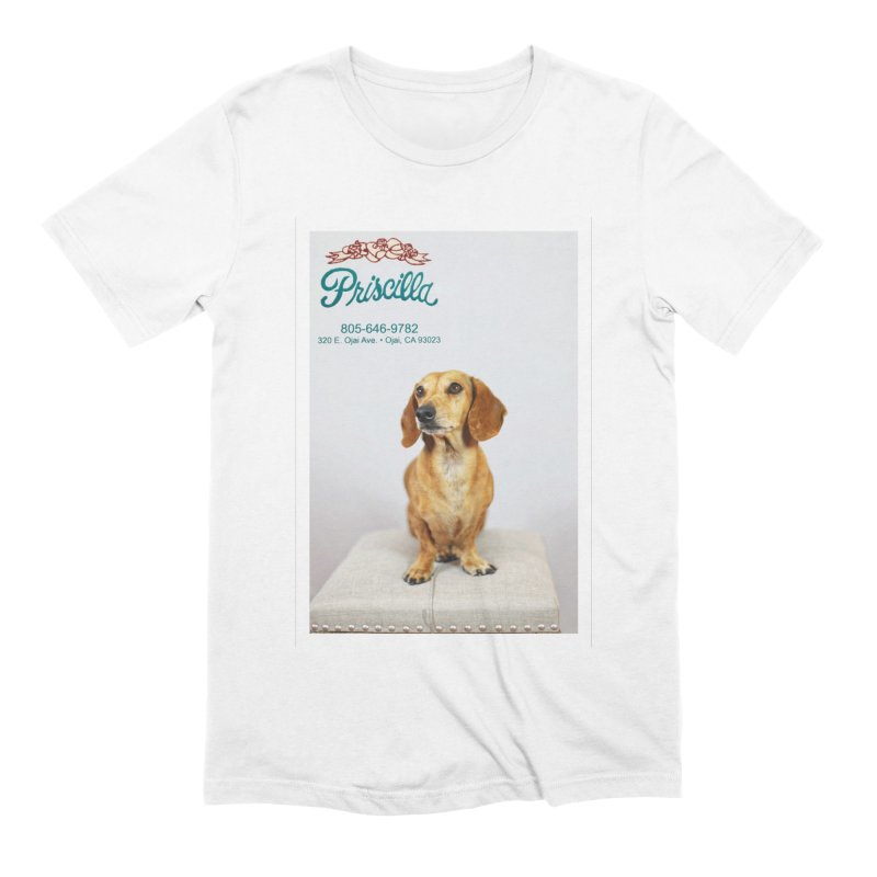 Priscilla Tee Men's Extra Soft T-Shirt by rufusontheweb's Artist Shop