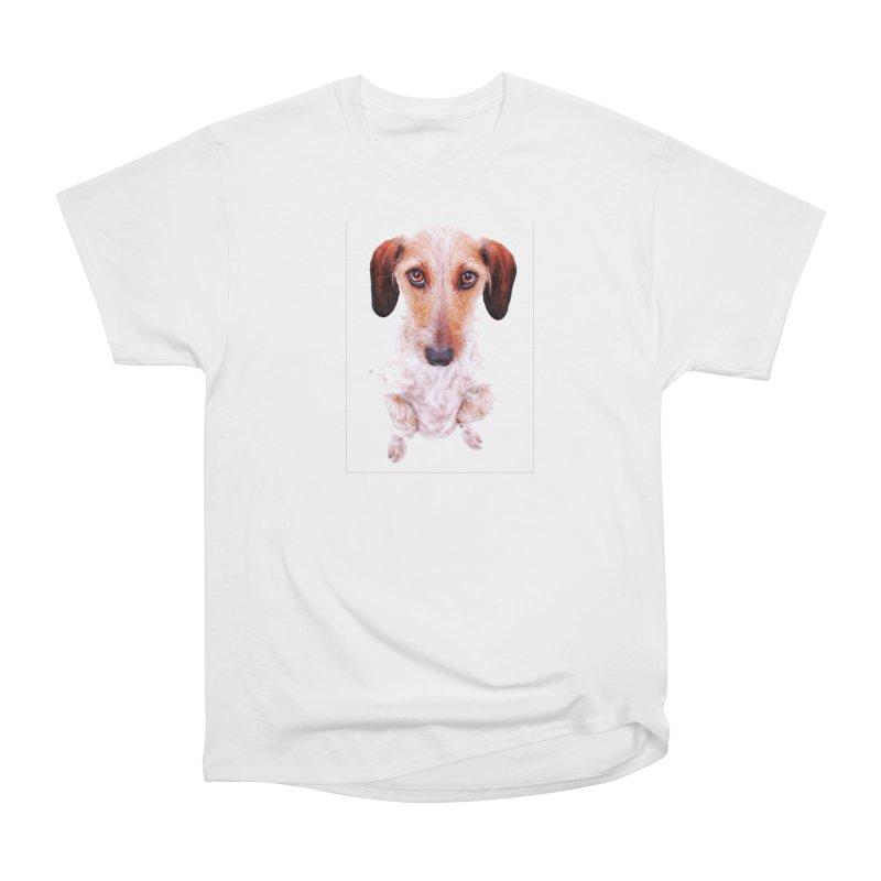 Wirehair Dachshund Women's T-Shirt by rufusontheweb's Artist Shop