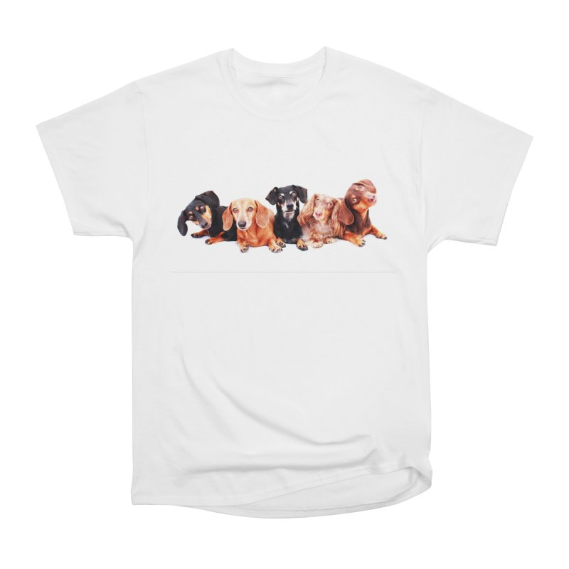 The fab five Women's T-Shirt by rufusontheweb's Artist Shop
