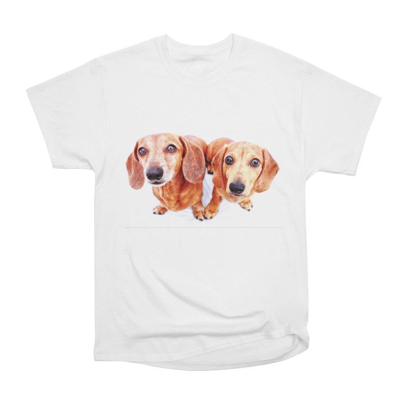 Heart Hounds Women's T-Shirt by rufusontheweb's Artist Shop