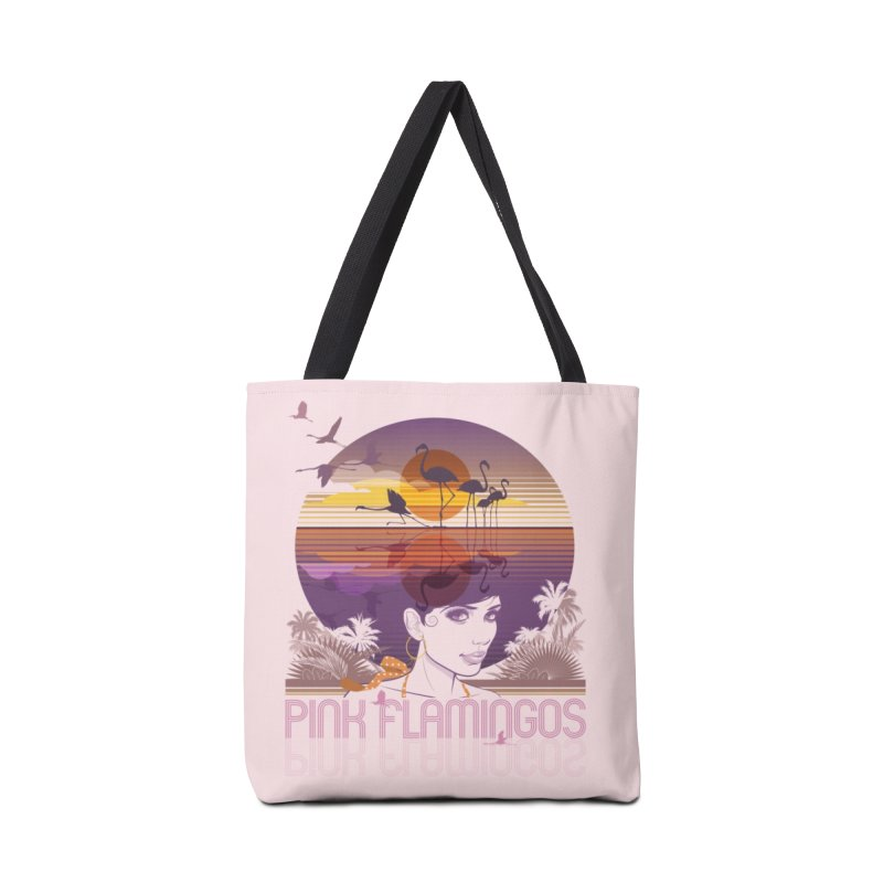 Sunset Accessories Bag by rugiada's Artist Shop