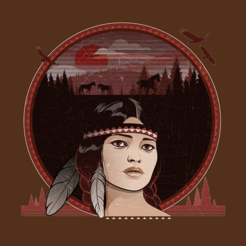Native American by rugiada's Artist Shop