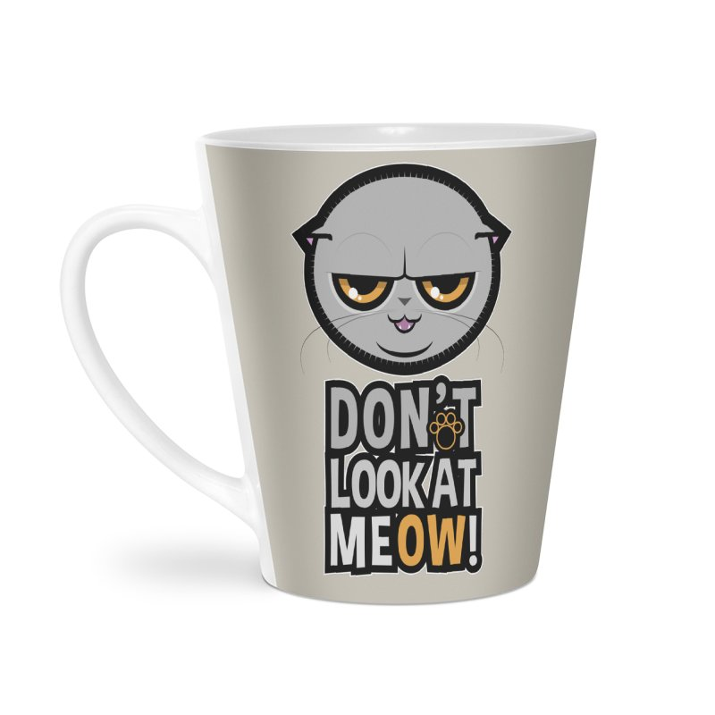 Meow Accessories Mug by rugiada's Artist Shop