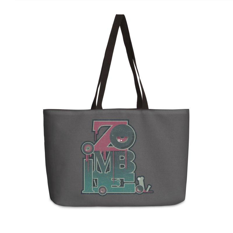 zombie Accessories Bag by rugiada's Artist Shop