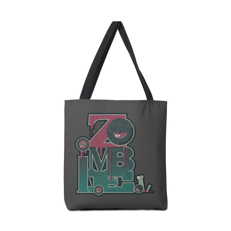zombie Accessories Bag by rugiada's Artist Shop