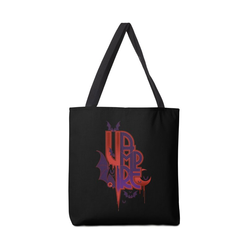 vampire Accessories Tote Bag Bag by rugiada's Artist Shop