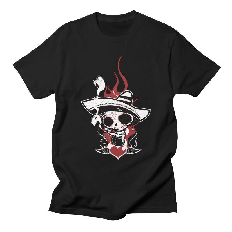 love Men's T-Shirt by rugiada's Artist Shop