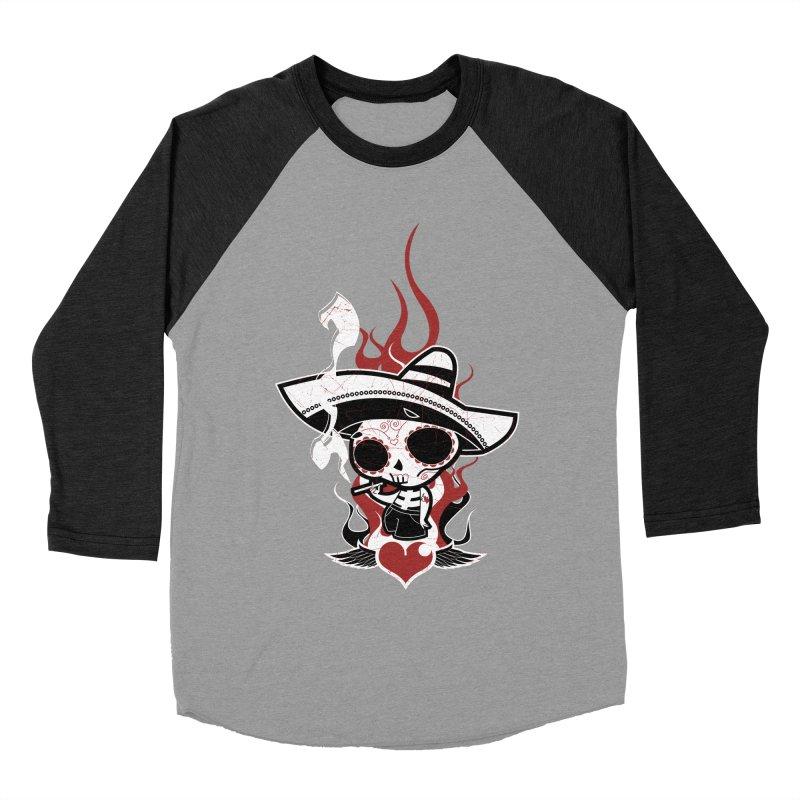 love Men's Baseball Triblend Longsleeve T-Shirt by rugiada's Artist Shop