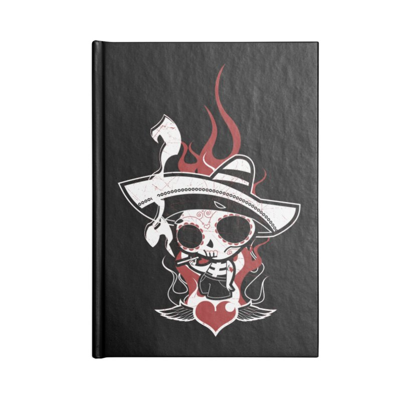 love Accessories Notebook by rugiada's Artist Shop