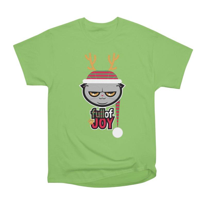 full of joy Women's Heavyweight Unisex T-Shirt by rugiada's Artist Shop