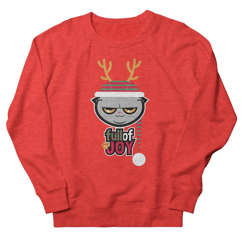 full of joy Men's Sweatshirt by rugiada's Artist Shop