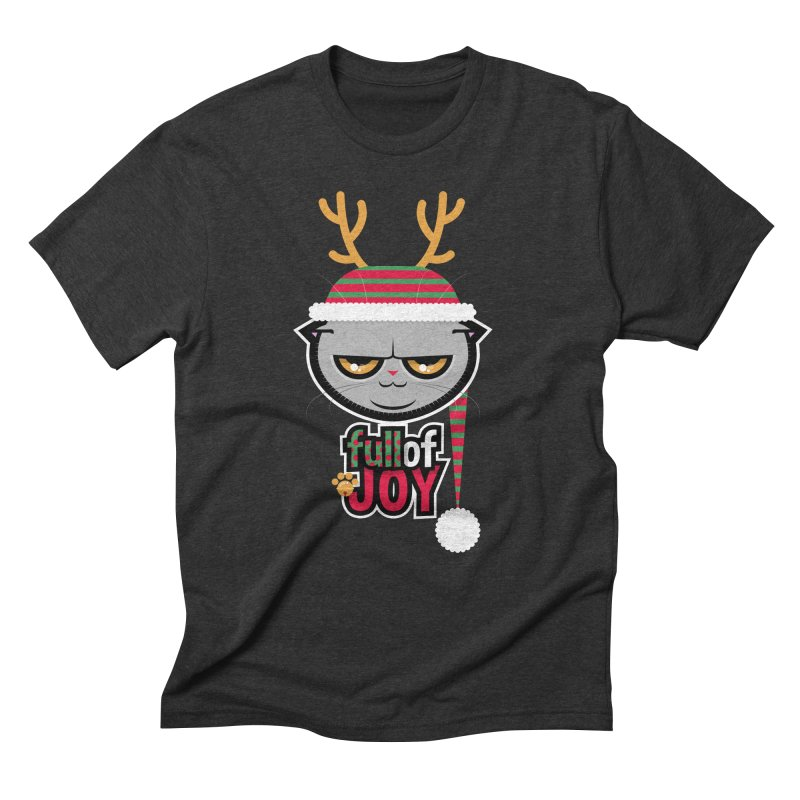 full of joy Men's Triblend T-Shirt by rugiada's Artist Shop