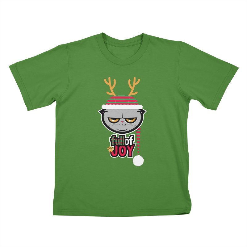 full of joy Kids T-Shirt by rugiada's Artist Shop