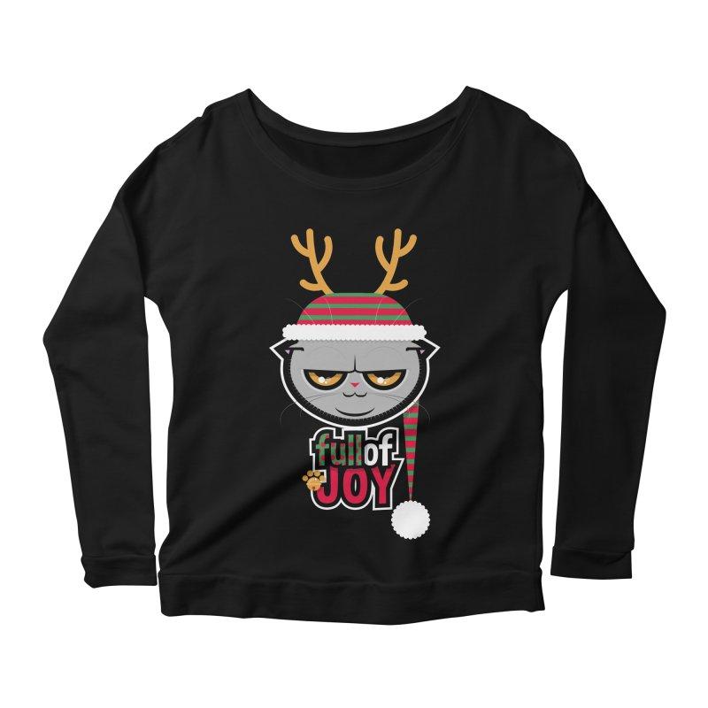full of joy Women's Longsleeve T-Shirt by rugiada's Artist Shop