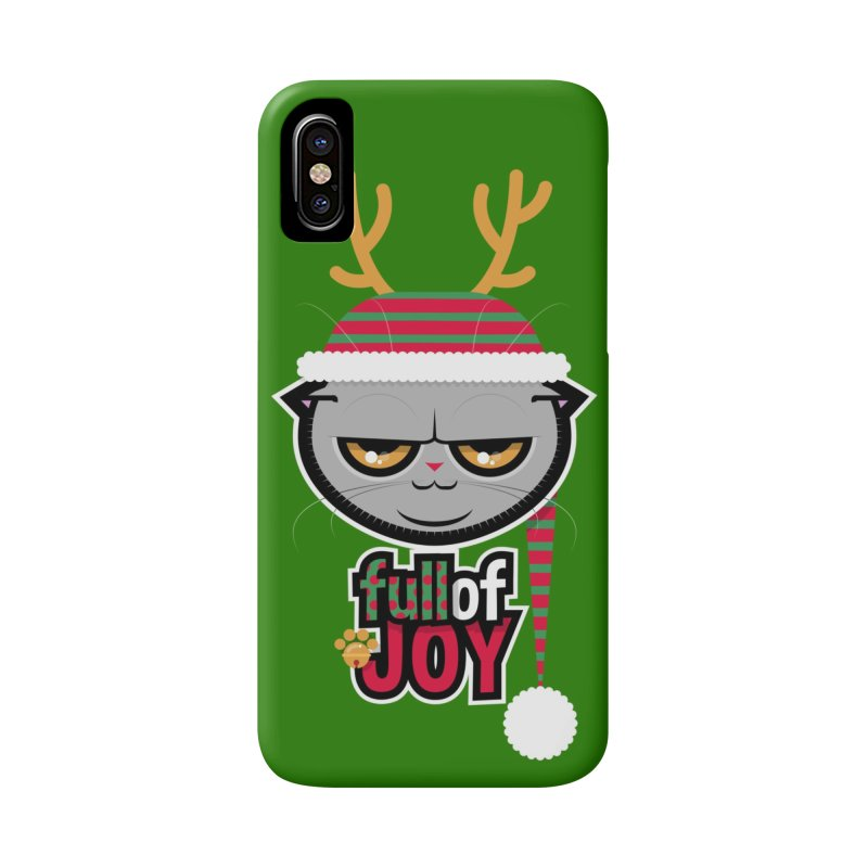 full of joy Accessories Phone Case by rugiada's Artist Shop