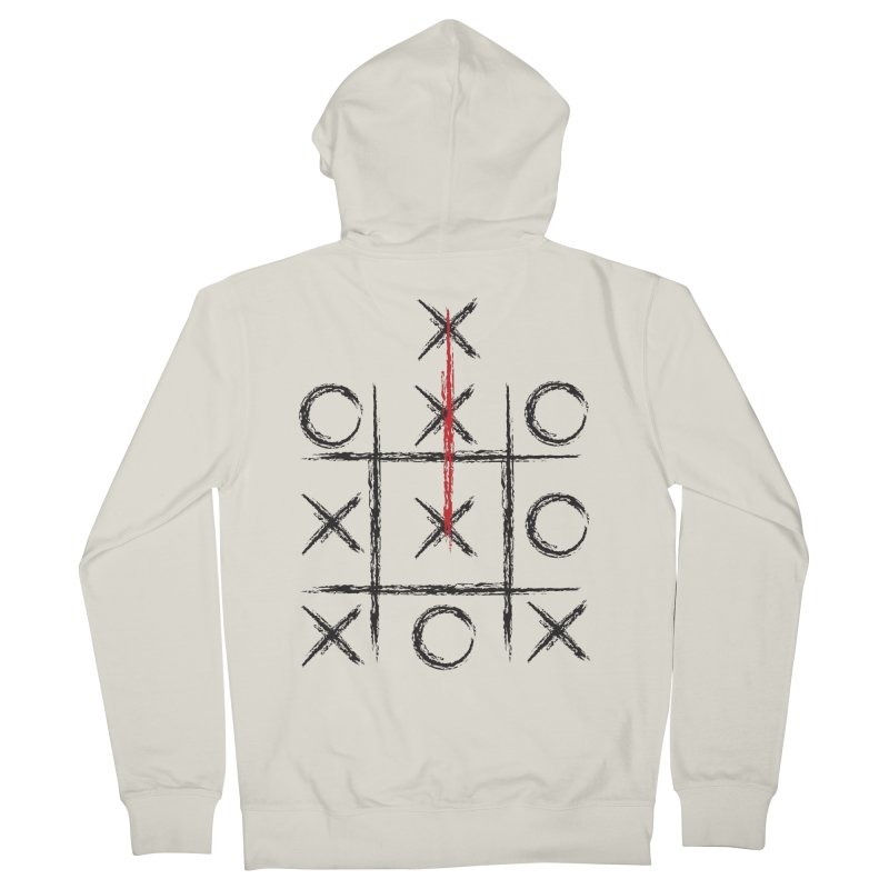 Break The Rules Think Outside the Box Men's Zip-Up Hoody by ruifaria's Artist Shop