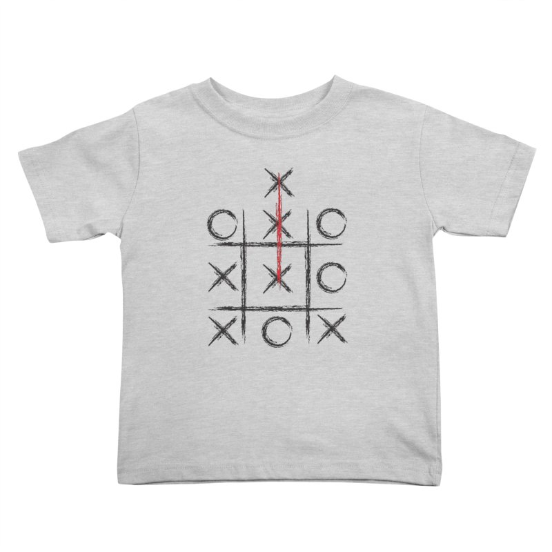 Break The Rules Think Outside the Box Kids Toddler T-Shirt by ruifaria's Artist Shop