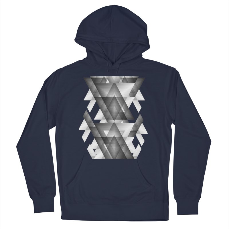 Trianglism Men's Pullover Hoody by ruifaria's Artist Shop