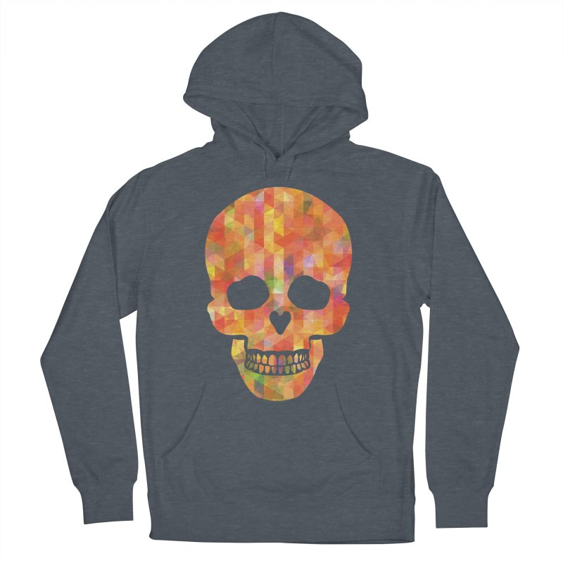 Fun Skull Men's Pullover Hoody by ruifaria's Artist Shop