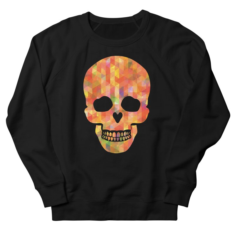 Fun Skull Men's Sweatshirt by ruifaria's Artist Shop