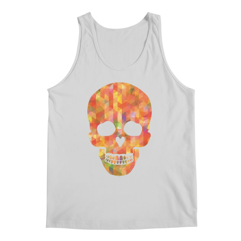 Fun Skull Men's Tank by ruifaria's Artist Shop