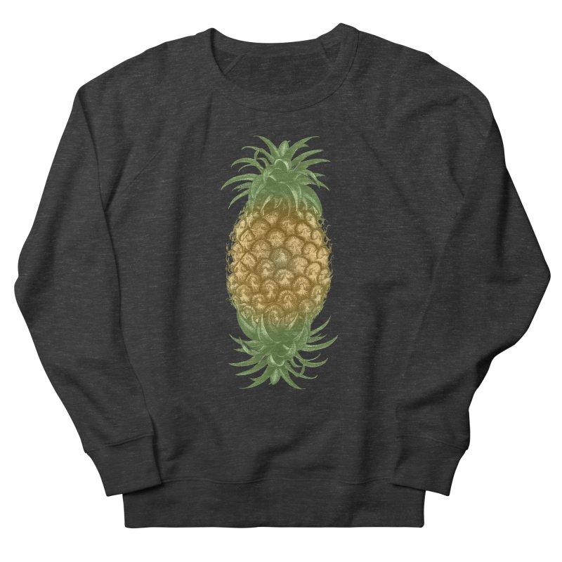 Genetically Engineered Pineapple Men's Sweatshirt by ruifaria's Artist Shop