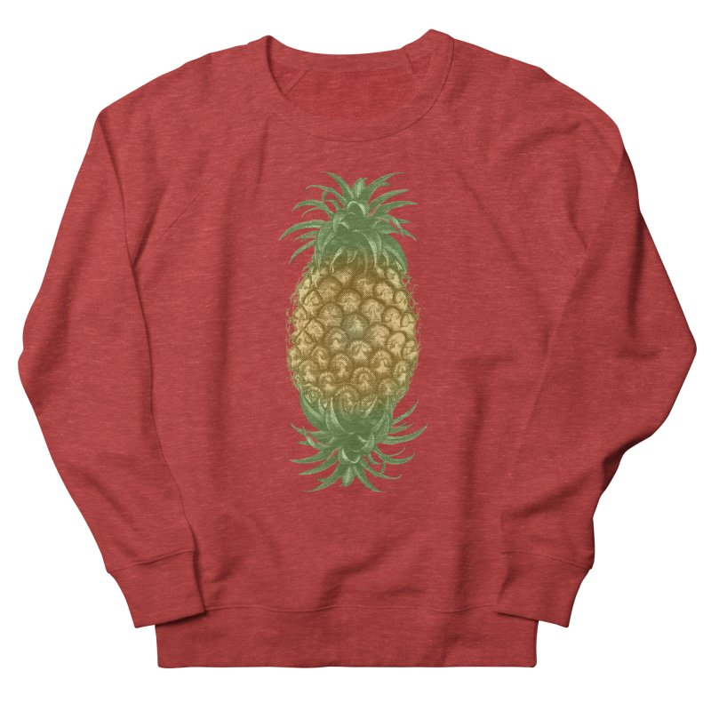 Genetically Engineered Pineapple Men's Sweatshirt by ruifaria's Artist Shop