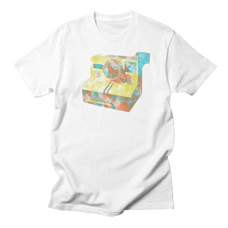 Polaroid Men's T-Shirt by ruifaria's Artist Shop