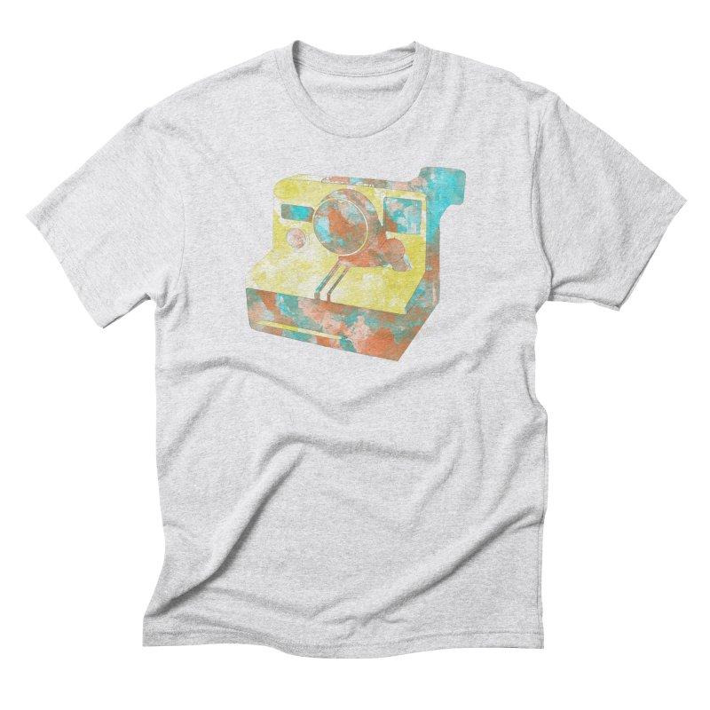 Polaroid Men's Triblend T-shirt by ruifaria's Artist Shop