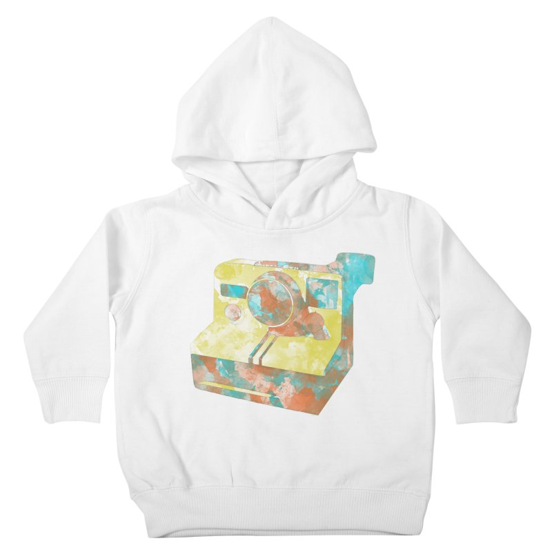Polaroid Kids Toddler Pullover Hoody by ruifaria's Artist Shop