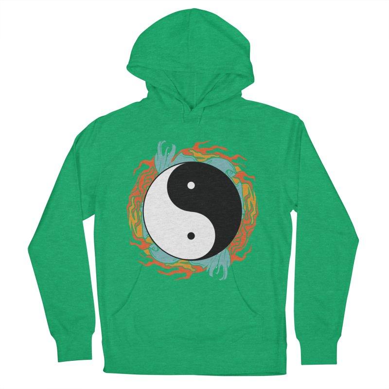 Yin-Yang Hidden Forces Men's Pullover Hoody by ruifaria's Artist Shop