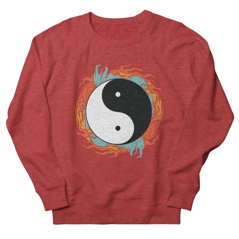 Yin-Yang Hidden Forces Women's Sweatshirt by ruifaria's Artist Shop