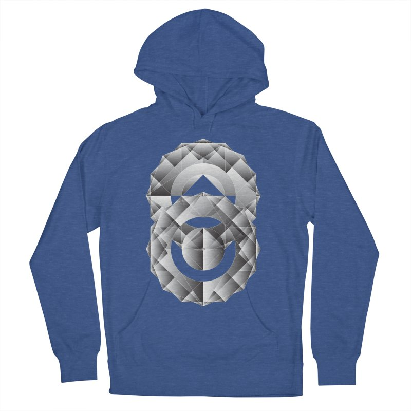 Geometric Perfection Women's Pullover Hoody by ruifaria's Artist Shop